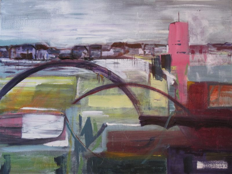 Shoreham - towards the town -SOLD