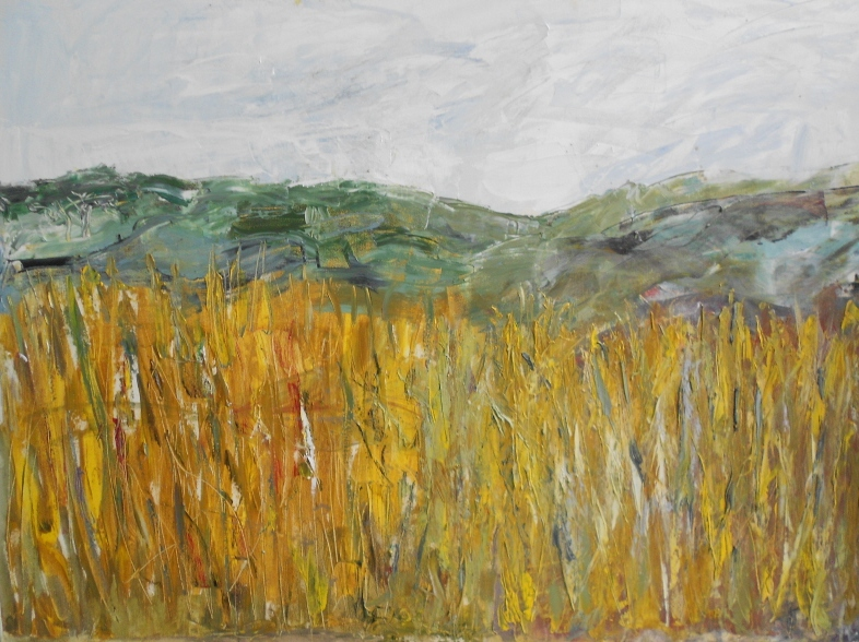 Fields of Gold - SOLD